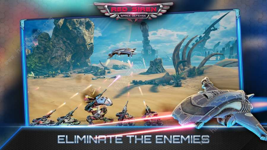 红警太空防御游戏安卓版最新下载图片1_嗨客手机站