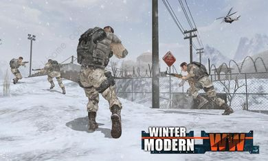 世界大战冬季狙击游戏安卓版最新下载图片1_嗨客手机站