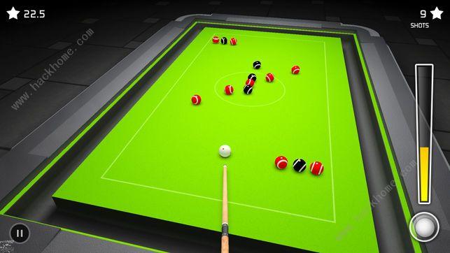 疯狂桌球3D游戏安卓中文版下载(3D Pool Madness)图片1_嗨客手机站