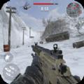 世界大战冬季狙击游戏