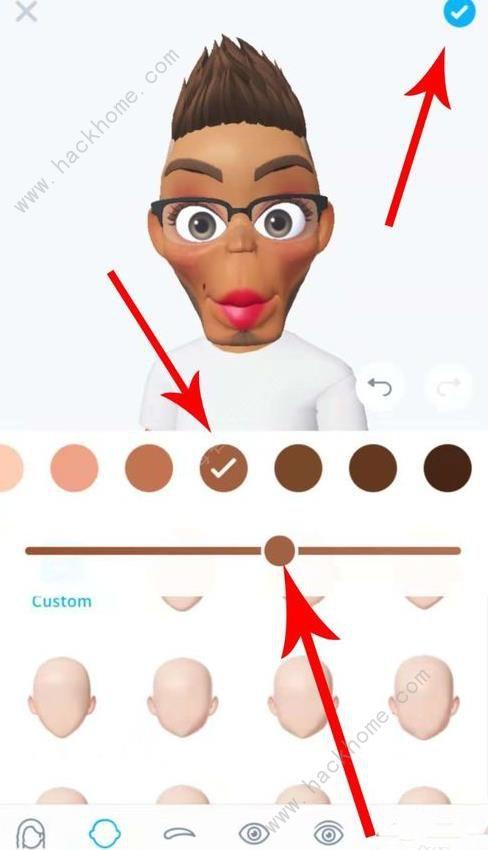 zepeto怎么换肤色? 皮肤颜色更换方法[多图]图片6