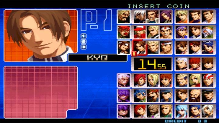拳皇2002魔幻加强版下载图片1