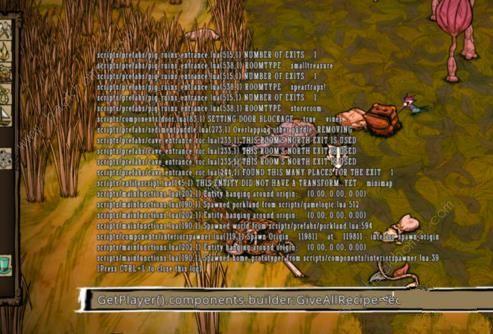 饥荒哈姆雷特代码怎么用? 代码使用技巧详解[多图]图片9