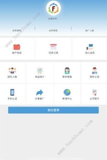 发发圈ios苹果版软件入口图片1