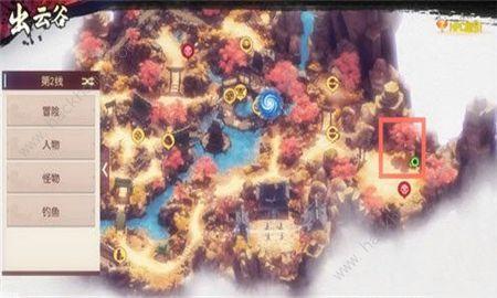 侍魂胧月传说采茶之道在哪? 采茶之道位置及奖励详解[多图]图片1_嗨客手机站