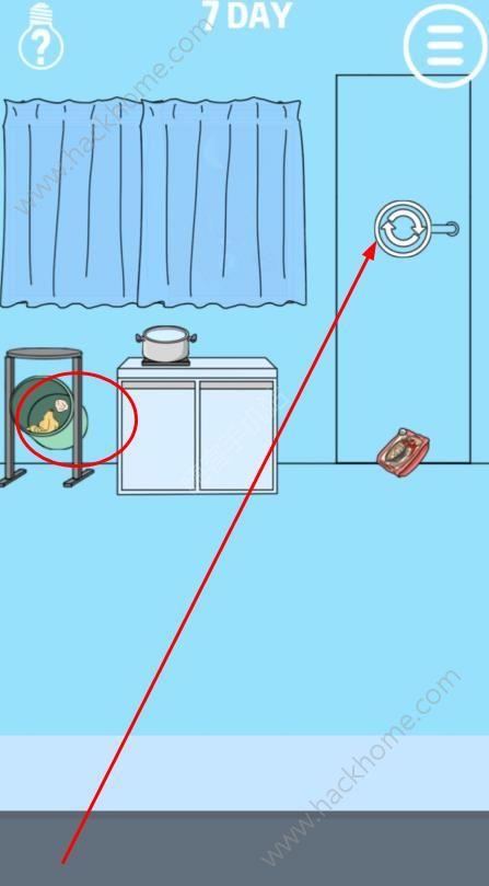 妈妈把我的泡面藏起来了第七关攻略 转换箱图文通关教程[多图]图片1_嗨客手机站