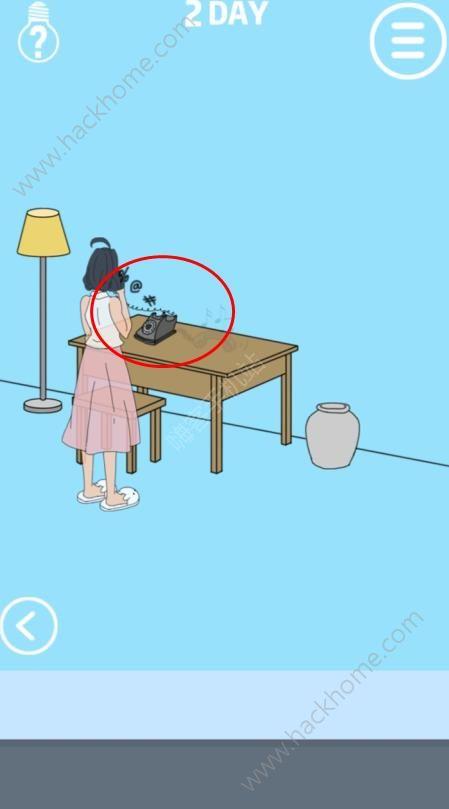 妈妈把我的泡面藏起来了第二关攻略 电话图文通关教程[多图]图片1_嗨客手机站
