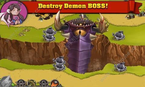 防御之王安卓游戏下载(King of Defense)图1: