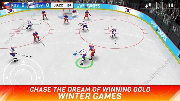 冰球联赛18无限金币中文破解版图3: