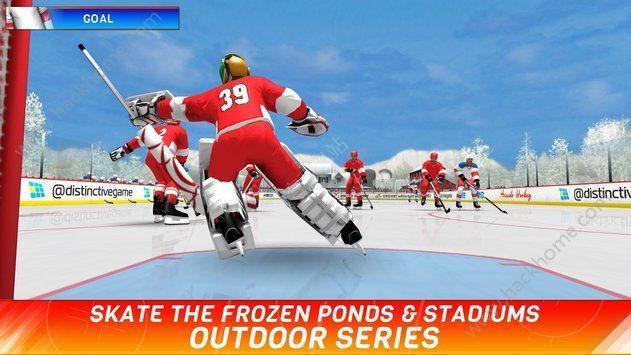 冰球联赛18无限金币中文破解版图4: