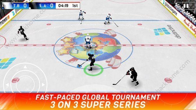 冰球联赛18安卓游戏下载(Hockey Nations 18)图4: