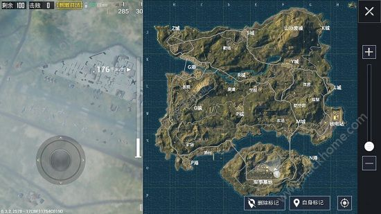 绝地求生刺激战场资源哪里多 全地图资源分布图[多图]图片1_嗨客手机站
