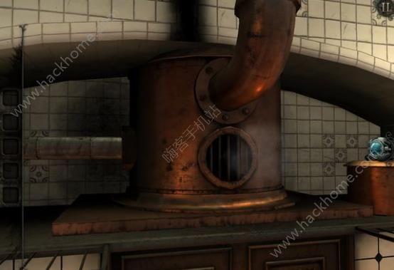 迷室往逝第11关攻略 The Room Old Sins实验室印章图文通关教程[多图]图片4_嗨客手机站