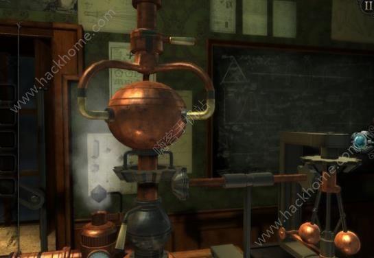 迷室往逝第11关攻略 The Room Old Sins实验室印章图文通关教程[多图]图片9_嗨客手机站