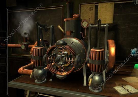 迷室往逝第11关攻略 The Room Old Sins实验室印章图文通关教程[多图]图片10_嗨客手机站