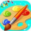 花园涂色书app官方手机版下载 v1.0