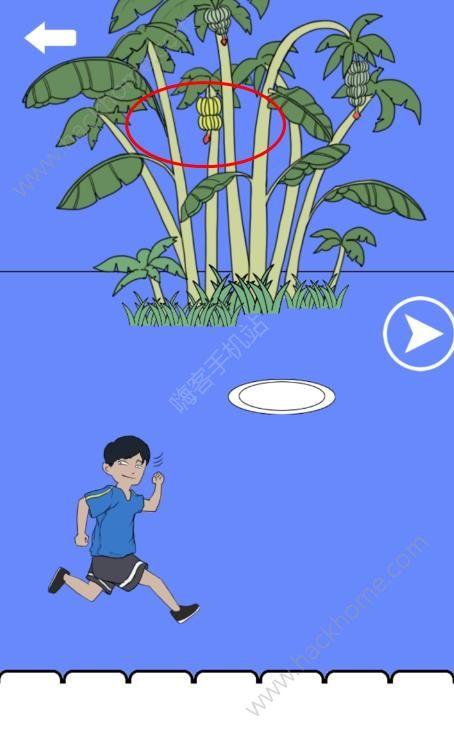 谁动了我的菊花2第二关攻略 猴子图文通关教程[多图]图片1_嗨客手机站