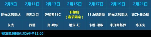 崩坏3春节活动2018大全 2018春节活动汇总[多图]图片8_嗨客手机站