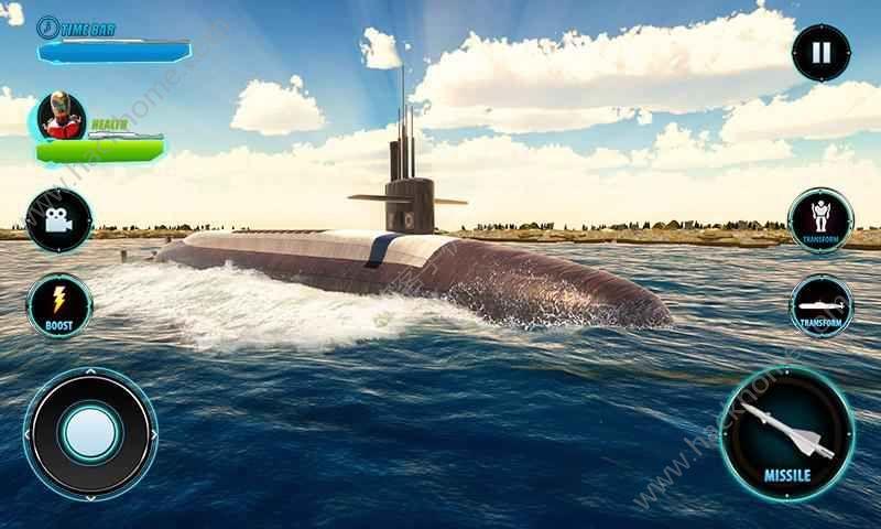 俄罗斯潜艇机器人游戏安卓版下载图2: