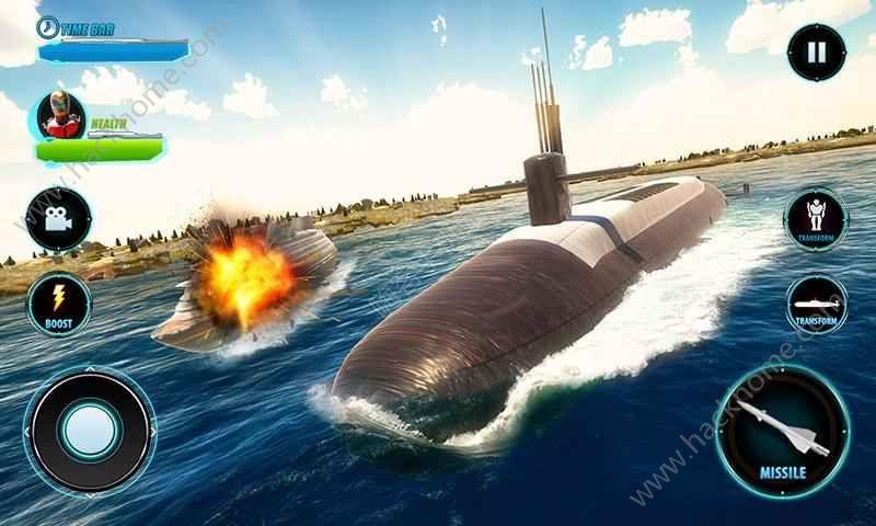 俄罗斯潜艇机器人游戏安卓版下载图4: