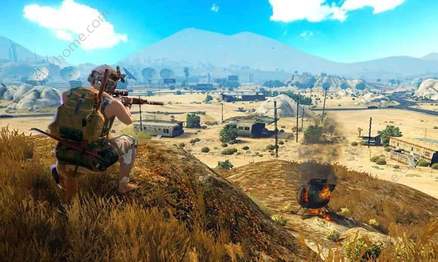 战斗射击生存游戏安卓最新版图3: