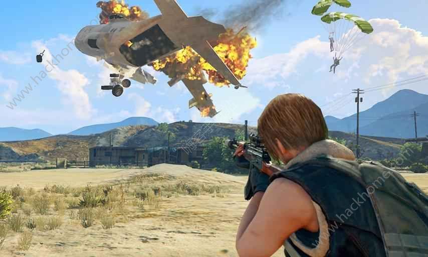 战斗射击生存游戏安卓最新版图2: