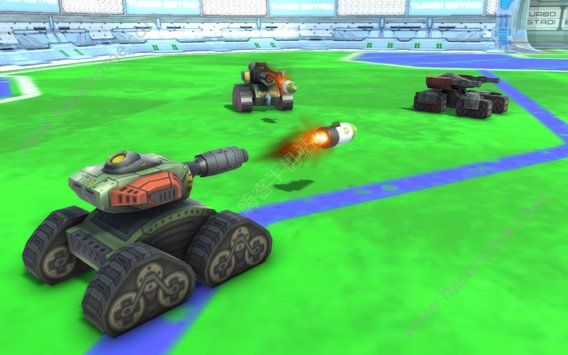 坦克碰撞无限金币中文破解版图3: