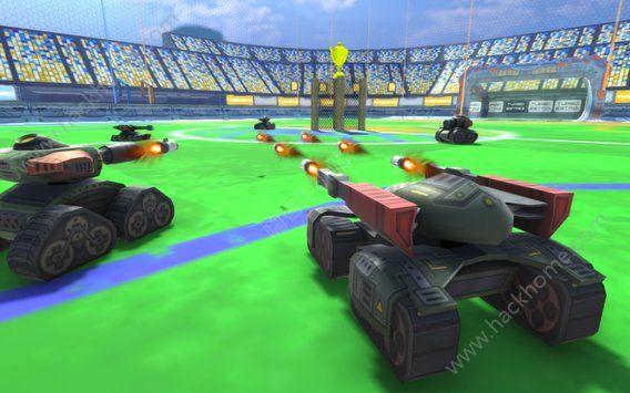坦克碰撞无限金币中文破解版图2: