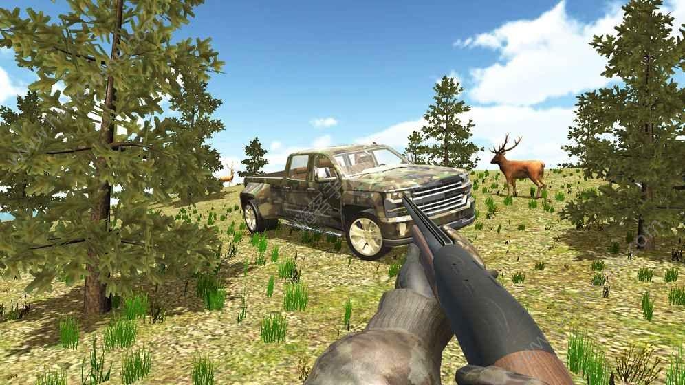 美国狩猎游戏安卓正式版下载(American Hunting 4x4 Deer)图1: