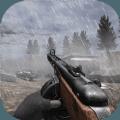 第二次世界大战战场生存冬季射手破解版