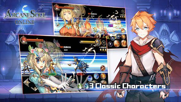 神秘之剑online游戏官网正式版(Arcane Soul Online)图2:
