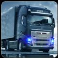 美国货运卡车模拟游戏