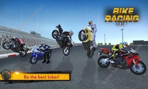 摩托车赛2018无限金币内购破解版(Bike racing 2018)图3: