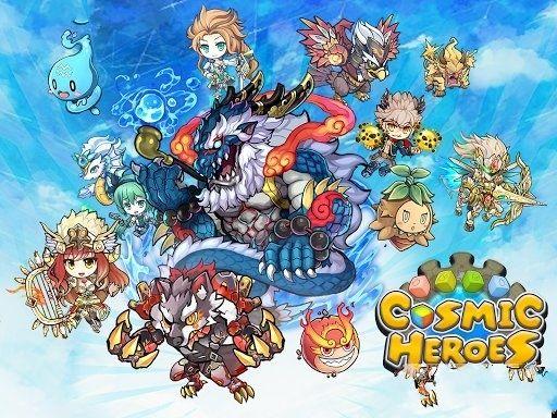 宇宙英雄3D(Cosmic Heroes)游戏官方网站图2: