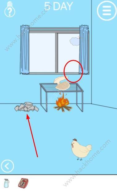 妈妈把我的泡面藏起来了2第五关攻略 碳烤扇贝图文通关教程[多图]图片1_嗨客手机站