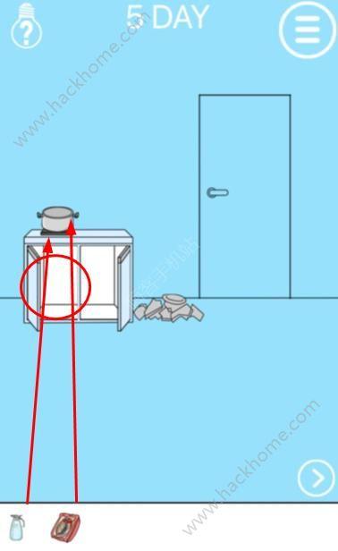 妈妈把我的泡面藏起来了2第五关攻略 碳烤扇贝图文通关教程[多图]图片2_嗨客手机站