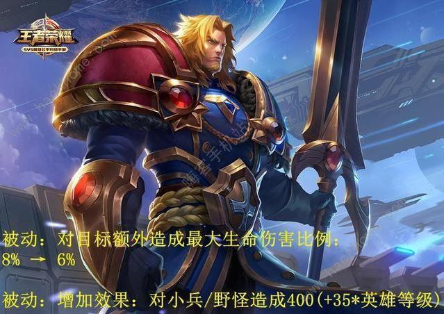 王者荣耀5月22日体验服更新公告 三名英雄将被调整[多图]图片1