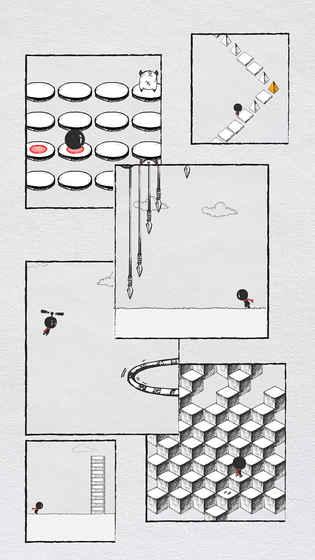 忍者的36种死法游戏官方手机版图3: