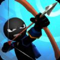 火柴人射箭2弓猎人无限金币中文破解版(Archery 2) v4.0