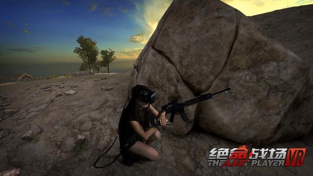绝命战场VR安卓游戏手机版图5: