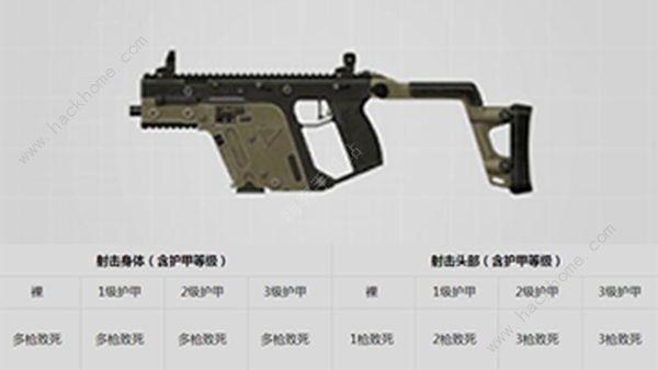 绝地求生刺激战场新版本枪械改动评测[多图]图片3