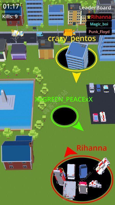 黑洞大作战2攻略大全 高分技巧汇总[多图]图片1_嗨客手机站