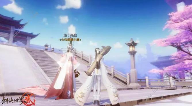 剑侠世界2手游7月12日更新公告 武林人气榜来袭[多图]图片2