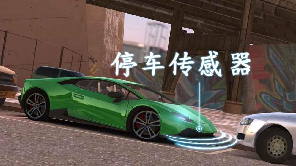 真实停车街道驾驶3D无限金币完整破解版图5: