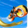 大型跑道游戏安卓最新版(Mega Ramp Tron Bikes) v1.2