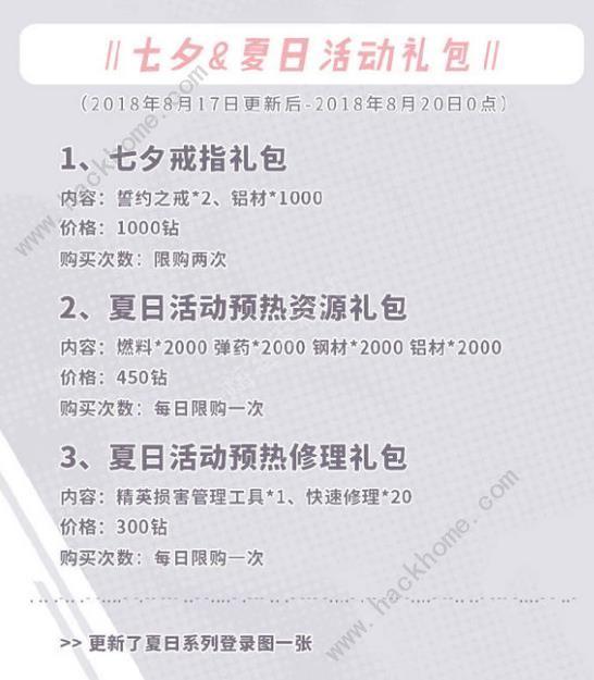 战舰少女R夏日系列活动大全2018 幻想舰队歼灭作战开启[多图]图片2