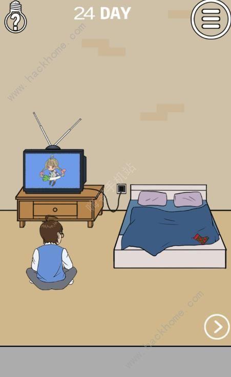 妈妈不让我看电视第24关攻略 圣诞袜图文通关教程[多图]图片3