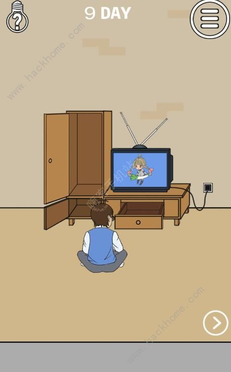 妈妈不让我看电视第九关攻略 卡通人物图文通关教程[多图]图片3