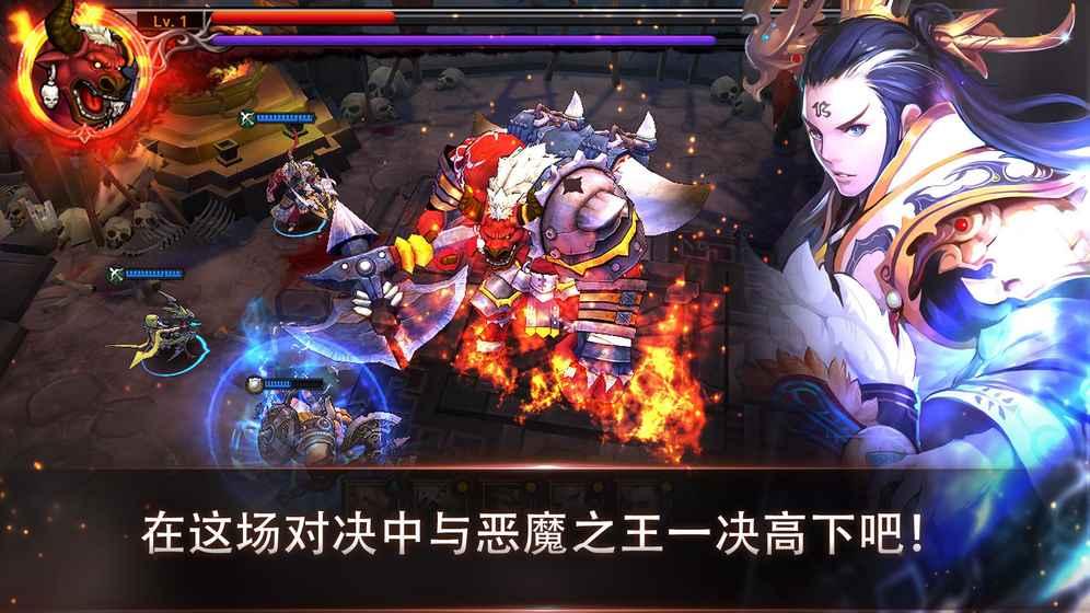 回击者游戏中文汉化版(Returners)图6:
