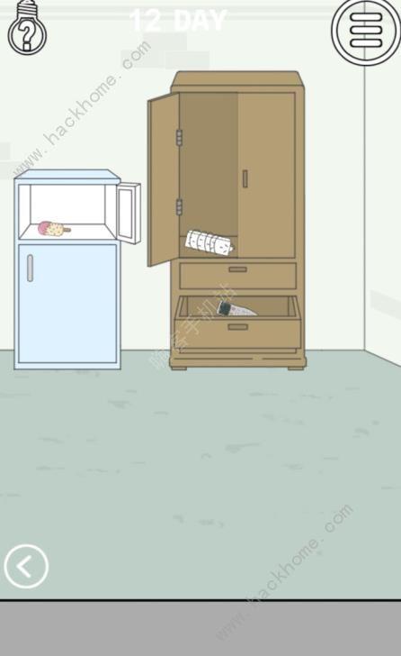 找到老婆的私房钱第12关攻略 雪人图文通关教程[多图]图片1_嗨客手机站